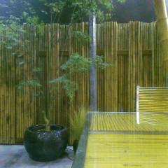 Salon Maison & Objet - Paris décor aménagement panneau bambou